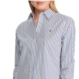 Ralph Lauren Non-Iron Stripped Shirt